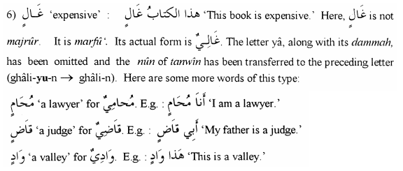 Words Like Ghalin - Book2 Grammar